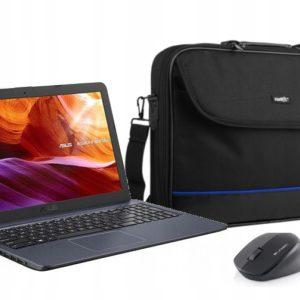 Laptop ASUS D543MA FullHD Intel 256SSD DVD-RW W10