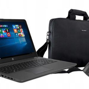 Laptop HP 250 G6 15,6 Intel i3 128SSD DVD-RW Win10
