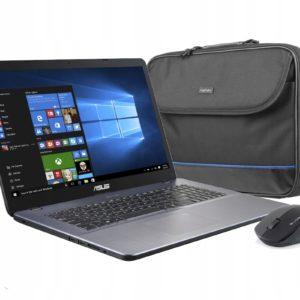 Laptop ASUS 17 FHD 256SSD Radeon 4GB DVDRW W10